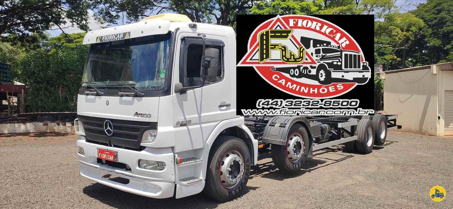 CAMINHAO MERCEDES-BENZ MB 2428 Chassis BiTruck 8x2 Fioricar Caminhões MARIALVA PARANÁ PR