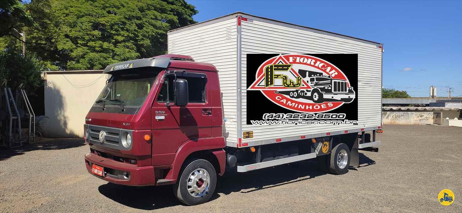 CAMINHAO VOLKSWAGEN VW 9160 Baú Furgão 3/4 4x2 Fioricar Caminhões MARIALVA PARANÁ PR