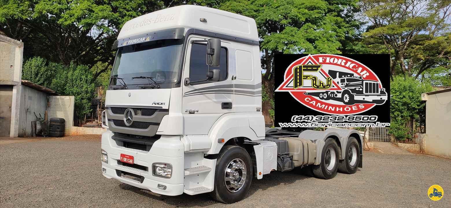 CAMINHAO MERCEDES-BENZ MB 2644 Cavalo Mecânico Traçado 6x4 Fioricar Caminhões MARIALVA PARANÁ PR