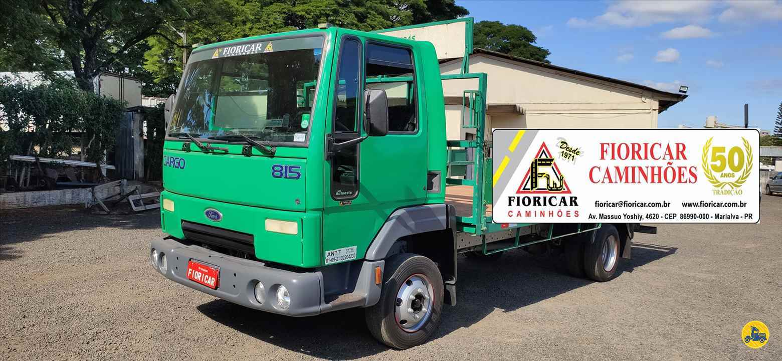 CARGO 815 de Fioricar Caminhões - MARIALVA/PR