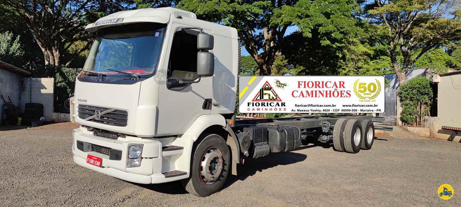 CAMINHAO VOLVO VOLVO VM 260 Chassis Truck 6x2 Fioricar Caminhões MARIALVA PARANÁ PR