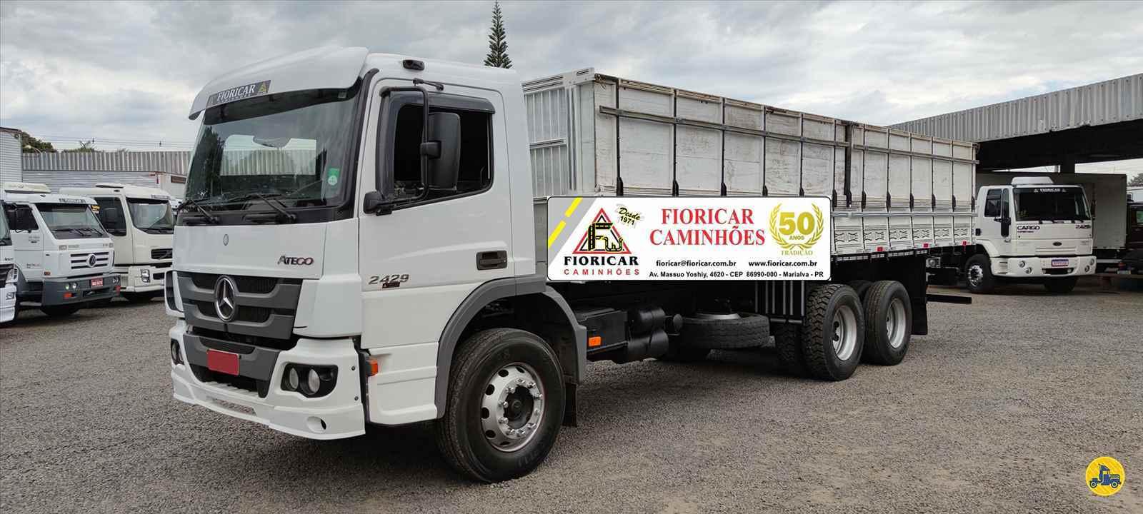 MB 2429 de Fioricar Caminhões - MARIALVA/PR