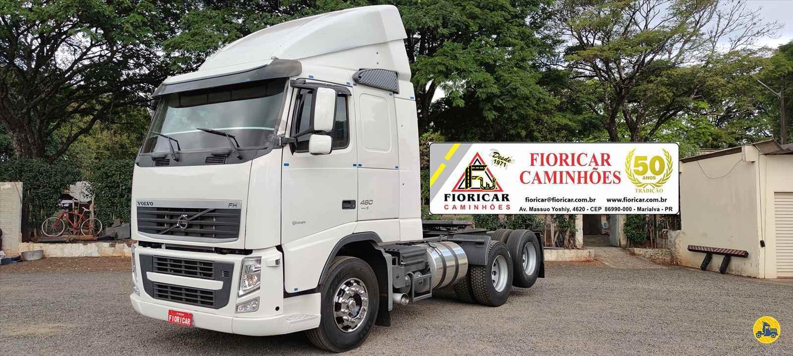 VOLVO FH 460 de Fioricar Caminhões - MARIALVA/PR
