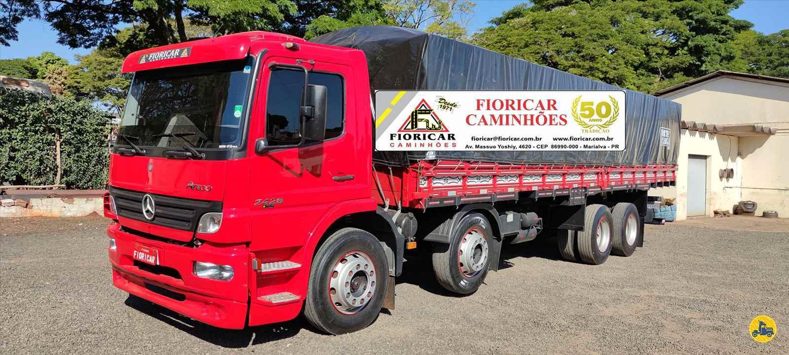 CAMINHAO MERCEDES-BENZ MB 2428 Graneleiro BiTruck 8x2 Fioricar Caminhões MARIALVA PARANÁ PR