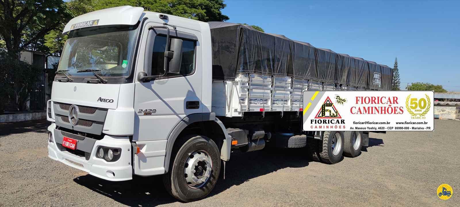 CAMINHAO MERCEDES-BENZ MB 2429 Graneleiro Truck 6x2 Fioricar Caminhões MARIALVA PARANÁ PR