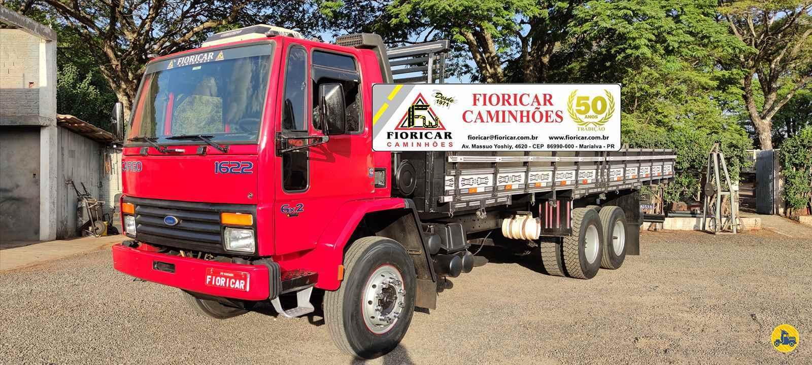 CAMINHAO FORD CARGO 1622 Carga Seca Truck 6x2 Fioricar Caminhões MARIALVA PARANÁ PR