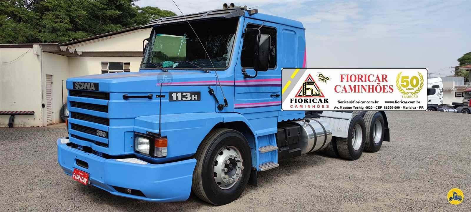 CAMINHAO SCANIA SCANIA 113 360 Cavalo Mecânico Truck 6x2 Fioricar Caminhões MARIALVA PARANÁ PR
