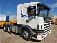 SCANIA SCANIA 164 480 653146km 2007/2007 Super Truck