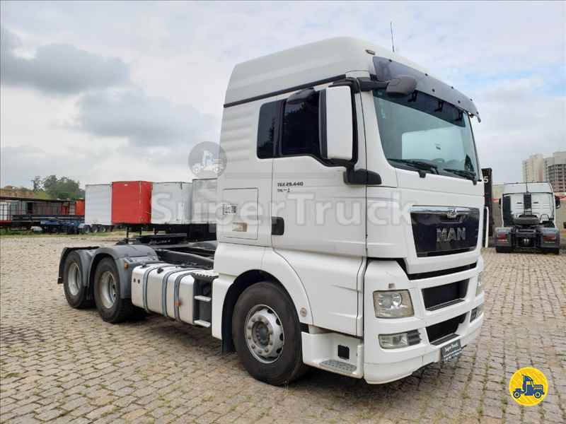 MAN TGX 29 440 332790km 2014/2015 Super Truck