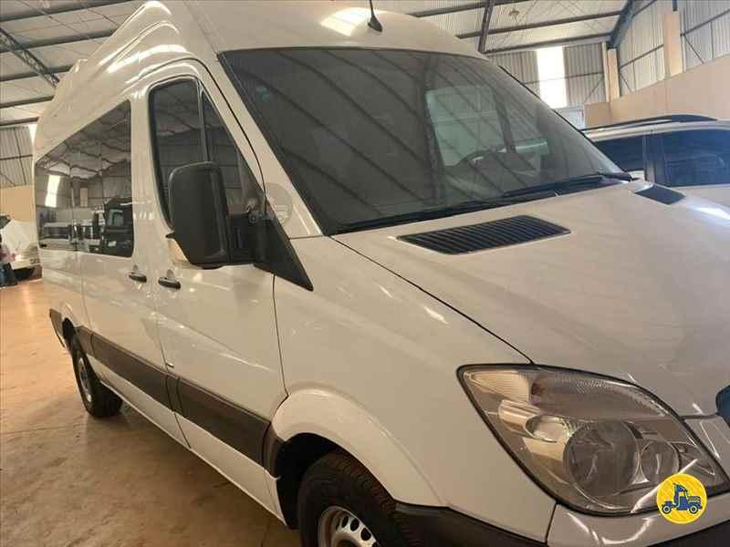 MERCEDES-BENZ Sprinter VAN 415 100000km 2014/2015 Estacionamento Gaucho