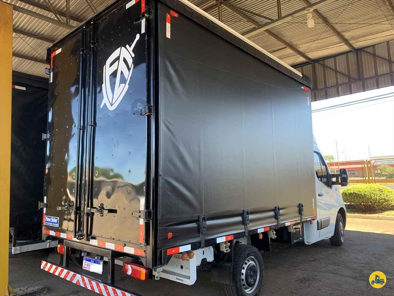 RENAULT Master Chassi Cabine 2.3 115000km 2018/2019 Estacionamento Gaucho