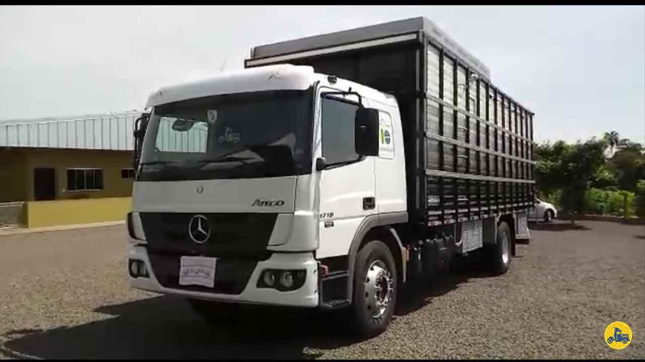 MERCEDES-BENZ MB 1719 10000km 2018/2018 Mercediesel Caminhões