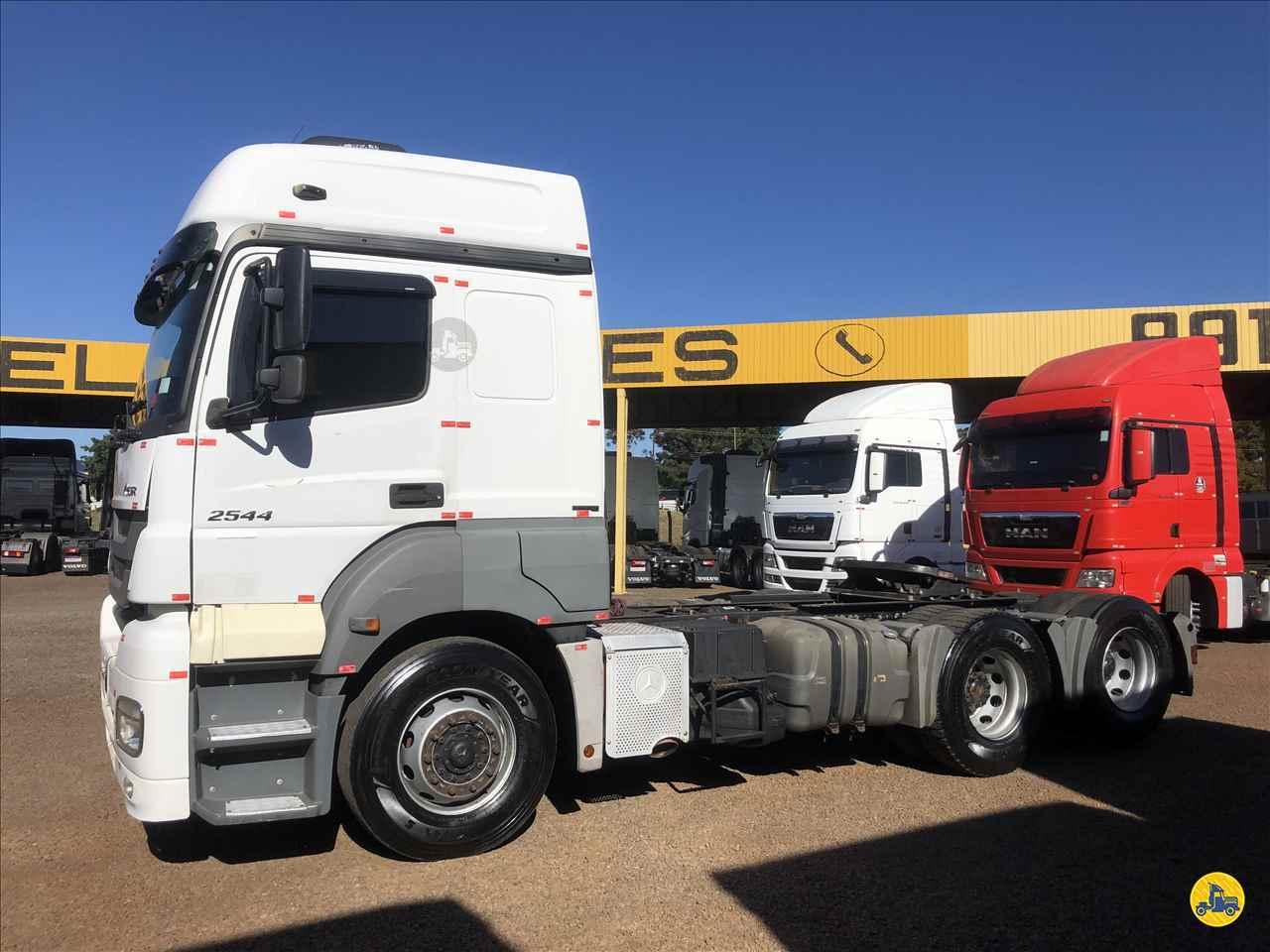 CAMINHAO MERCEDES-BENZ MB 2544 Cavalo Mecânico Truck 6x2 Mercediesel Caminhões ARAPONGAS PARANÁ PR