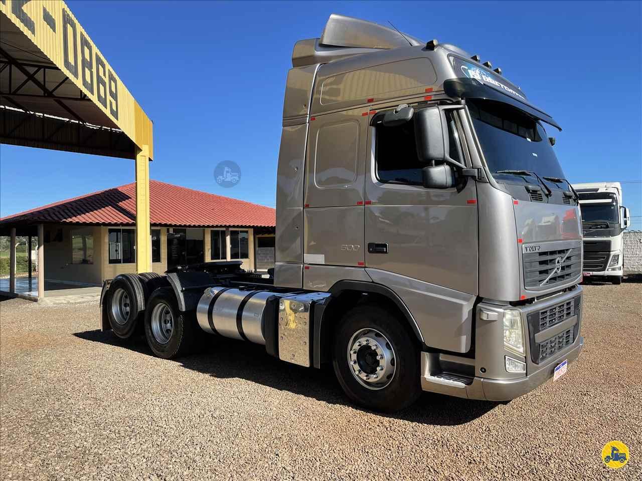 CAMINHAO VOLVO VOLVO FH 500 Cavalo Mecânico Truck 6x2 Mercediesel Caminhões ARAPONGAS PARANÁ PR