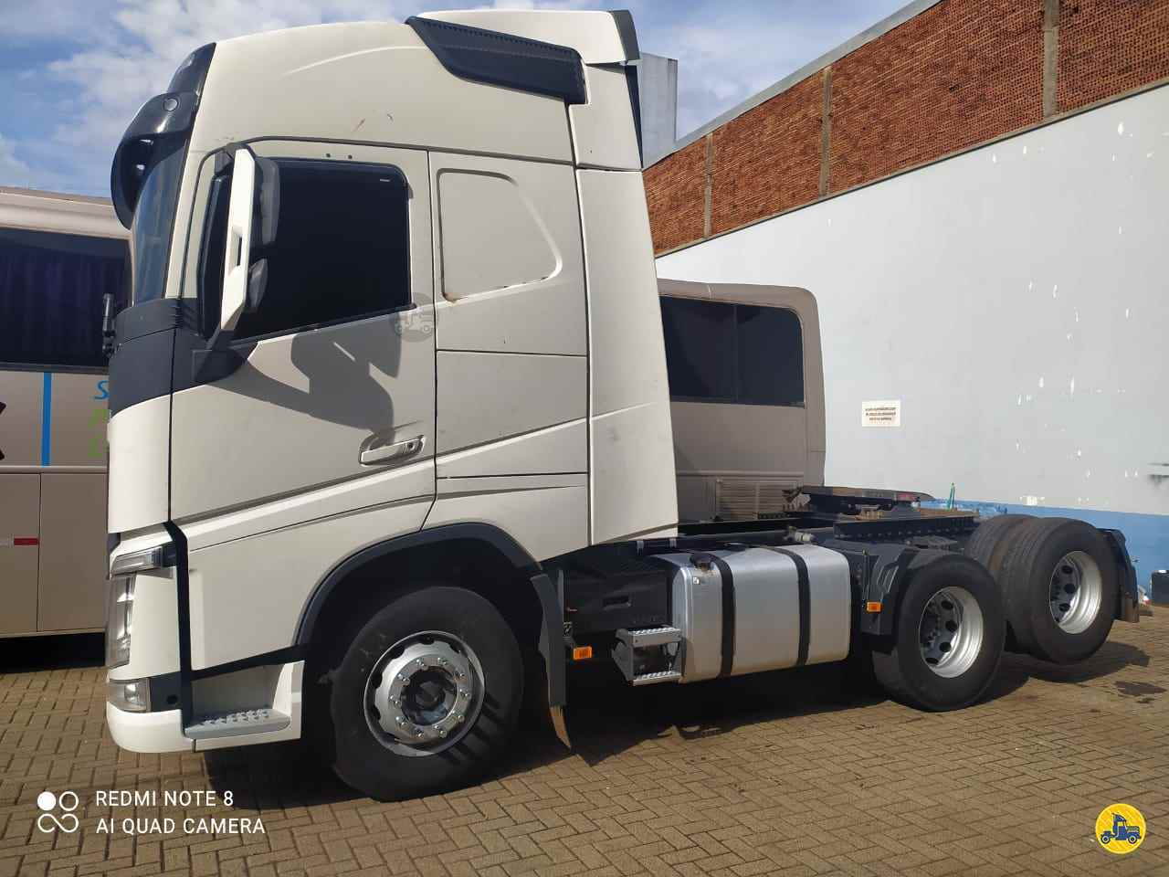 CAMINHAO VOLVO VOLVO FH 460 Cavalo Mecânico Truck 6x2 Mercediesel Caminhões ARAPONGAS PARANÁ PR