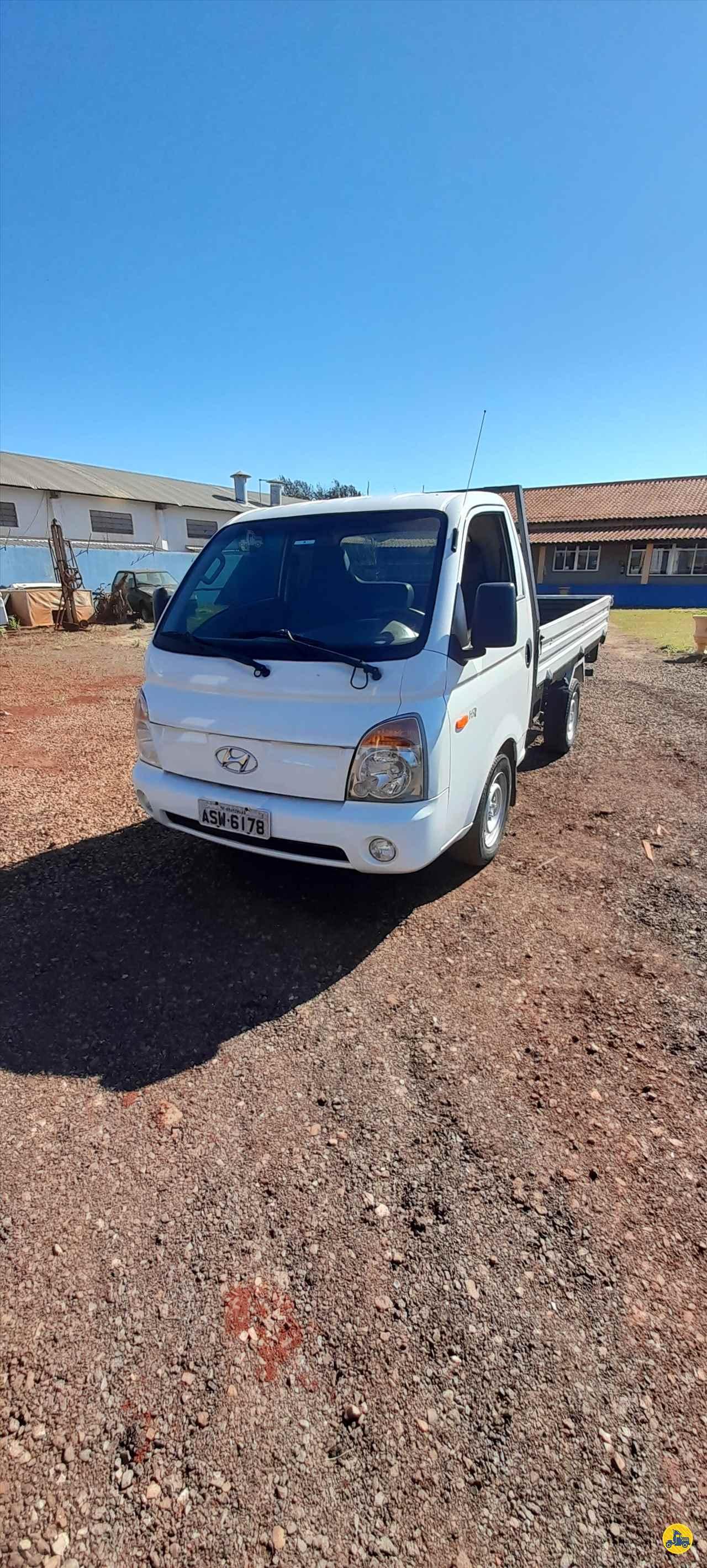 CAMINHAO HYUNDAI HR Carroceria Cabine Suplementar 3/4 4x2 Aratrans Estacionamento ARAPONGAS PARANÁ PR