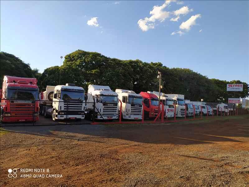 Foto da Loja da Arêas Caminhões