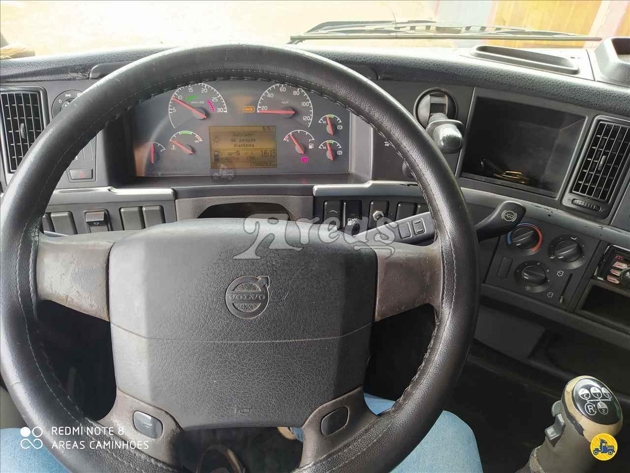 VOLVO VOLVO FH12 380  2005/2005 Arêas Caminhões