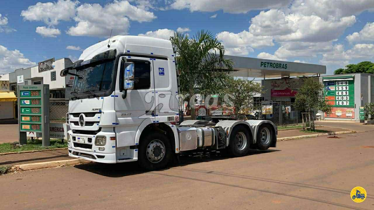 CAMINHAO MERCEDES-BENZ MB 2546 Cavalo Mecânico Truck 6x2 Arêas Caminhões MARINGA PARANÁ PR