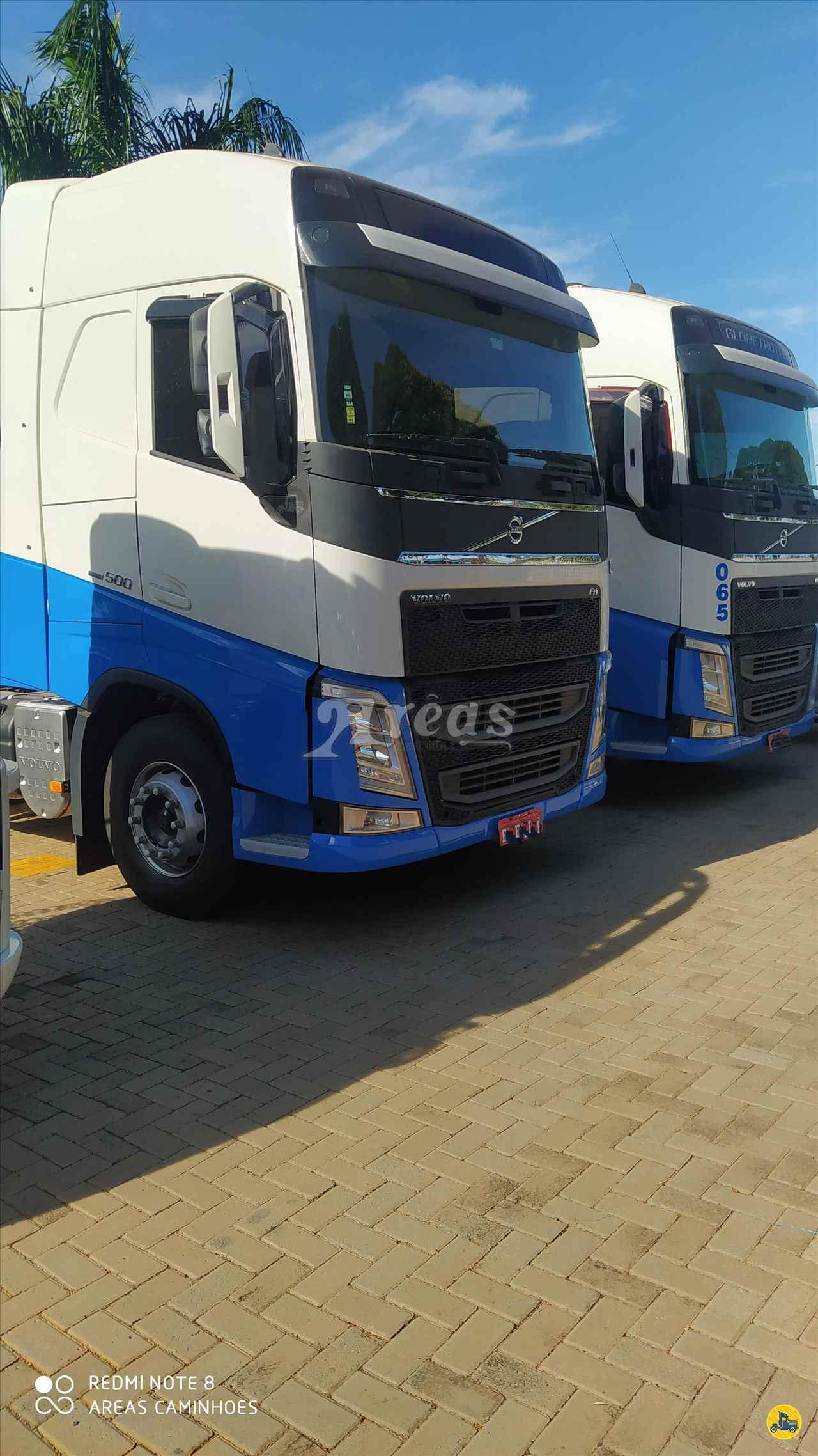 CAMINHAO VOLVO VOLVO FH 500 Cavalo Mecânico Truck 6x2 Arêas Caminhões MARINGA PARANÁ PR