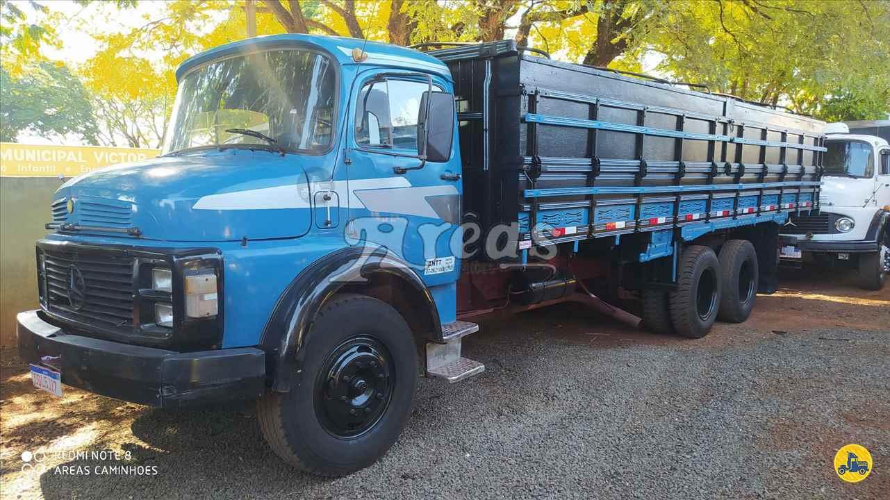 CAMINHAO MERCEDES-BENZ MB 1113 Graneleiro Truck 6x2 Arêas Caminhões MARINGA PARANÁ PR