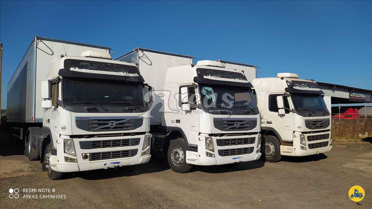 CAMINHAO VOLVO VOLVO FM 370 Cavalo Mecânico Truck 6x2 Arêas Caminhões MARINGA PARANÁ PR