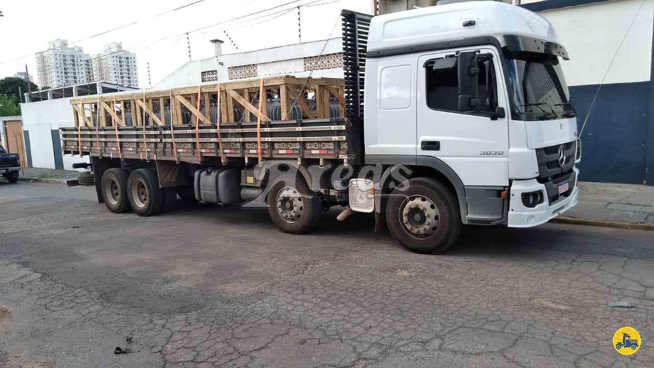 CAMINHAO MERCEDES-BENZ MB 3030 Carga Seca BiTruck 8x2 Arêas Caminhões MARINGA PARANÁ PR
