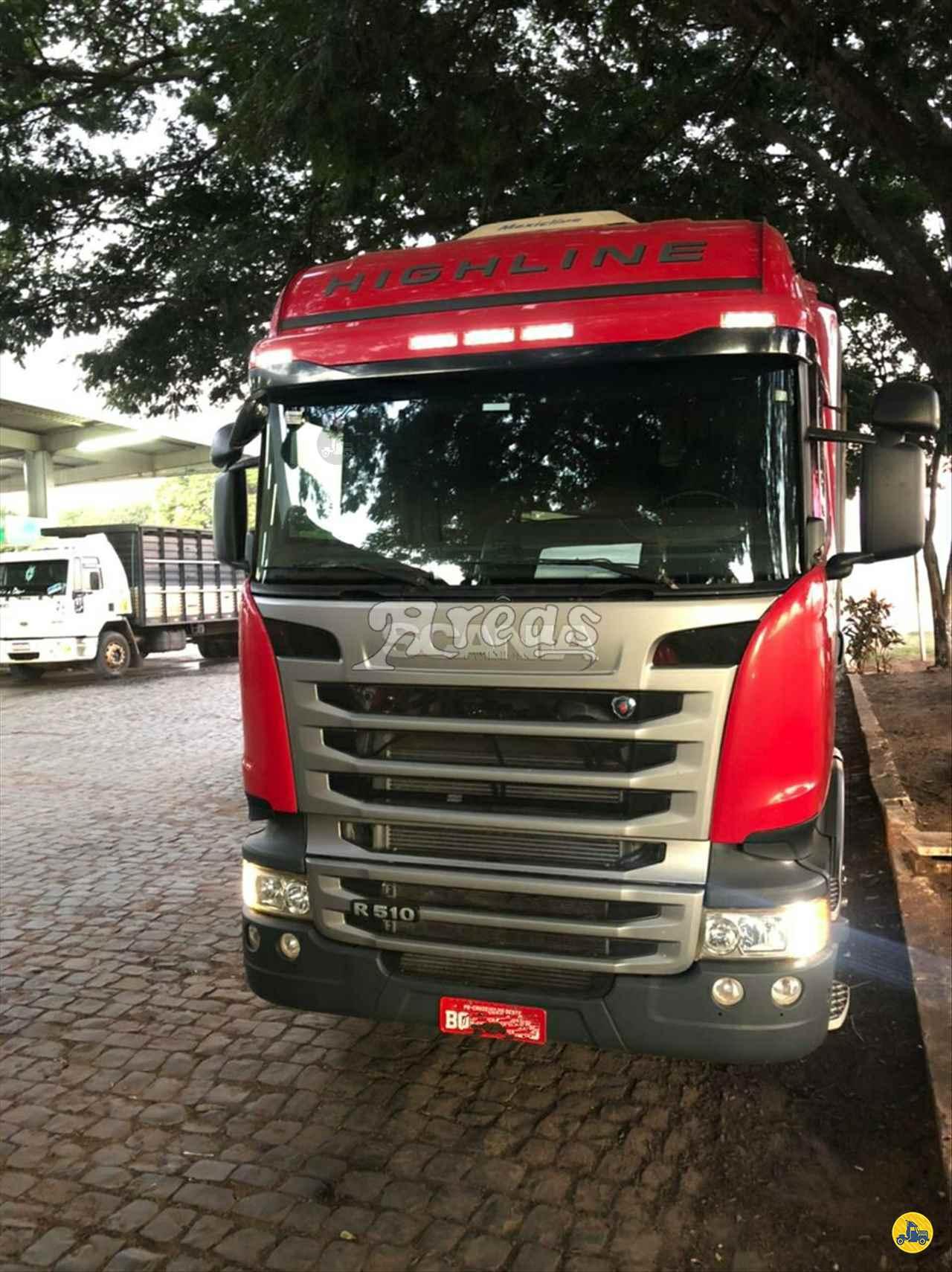 SCANIA 510 de Arêas Caminhões - MARINGA/PR