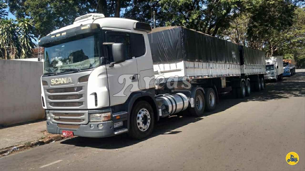 CAMINHAO SCANIA SCANIA 420 Cavalo Mecânico Truck 6x2 Arêas Caminhões MARINGA PARANÁ PR