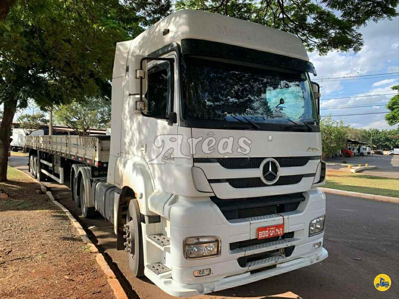 CAMINHAO MERCEDES-BENZ MB 2544 Cavalo Mecânico Truck 6x2 Arêas Caminhões MARINGA PARANÁ PR