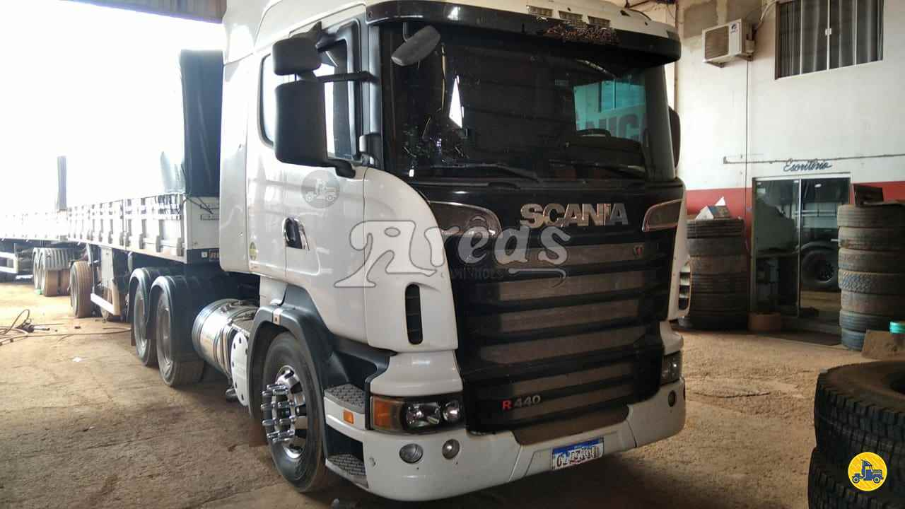 CAMINHAO SCANIA SCANIA 440 Cavalo Mecânico Traçado 6x4 Arêas Caminhões MARINGA PARANÁ PR