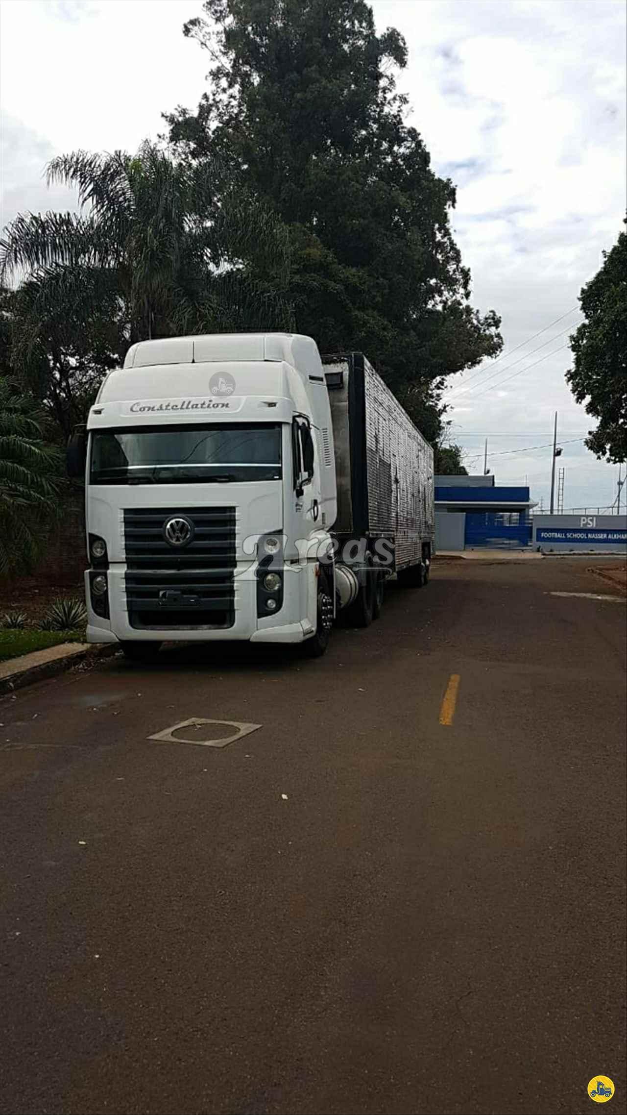CAMINHAO VOLKSWAGEN VW 25370 Cavalo Mecânico Truck 6x2 Arêas Caminhões MARINGA PARANÁ PR