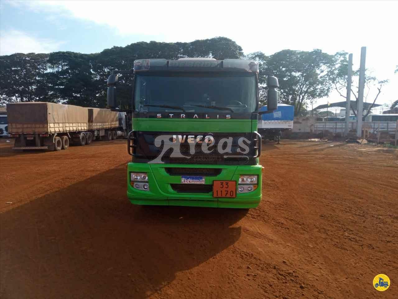 CAMINHAO IVECO STRALIS 380 Cavalo Mecânico Truck 6x2 Arêas Caminhões MARINGA PARANÁ PR
