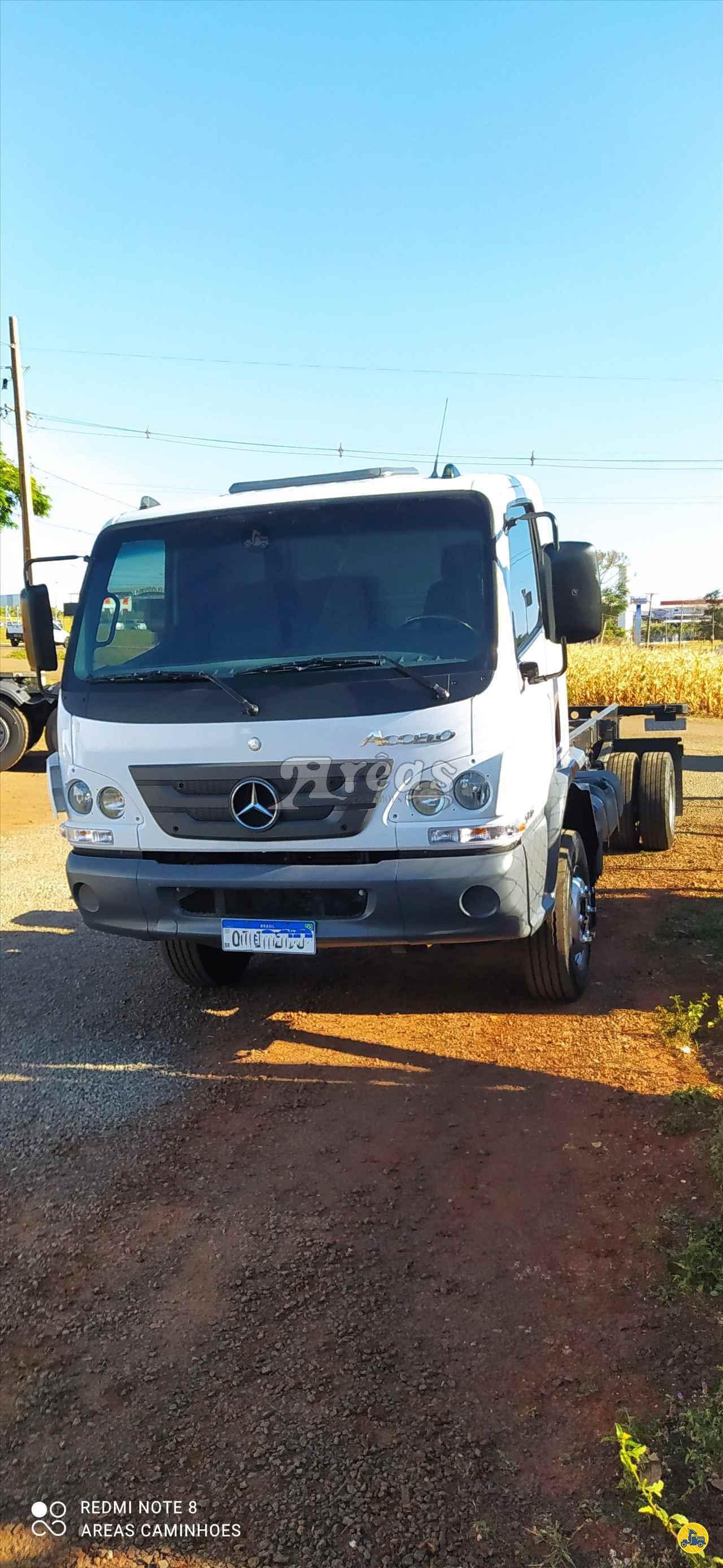 CAMINHAO MERCEDES-BENZ MB 1016 Chassis 3/4 4x2 Arêas Caminhões MARINGA PARANÁ PR