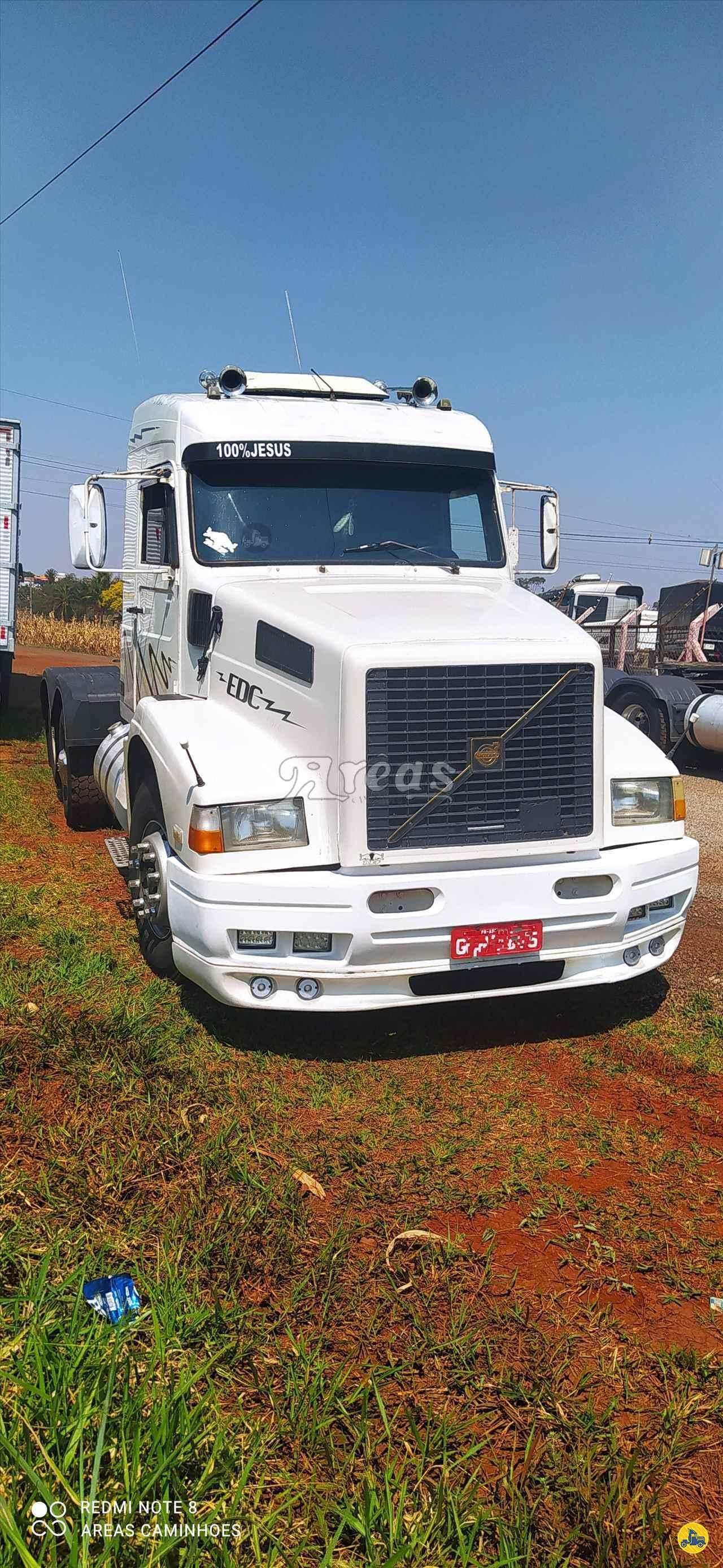 CAMINHAO VOLVO VOLVO NL12 360 Cavalo Mecânico Truck 6x2 Arêas Caminhões MARINGA PARANÁ PR