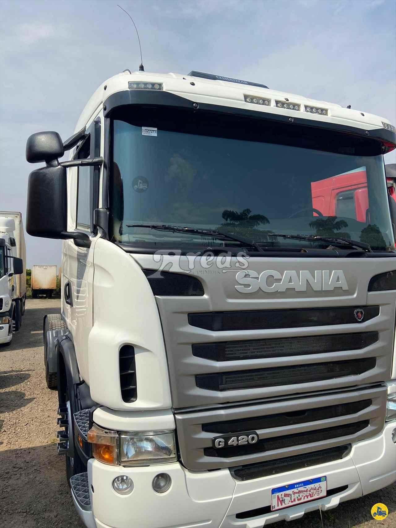 CAMINHAO SCANIA SCANIA 420 Cavalo Mecânico Traçado 6x4 Arêas Caminhões MARINGA PARANÁ PR