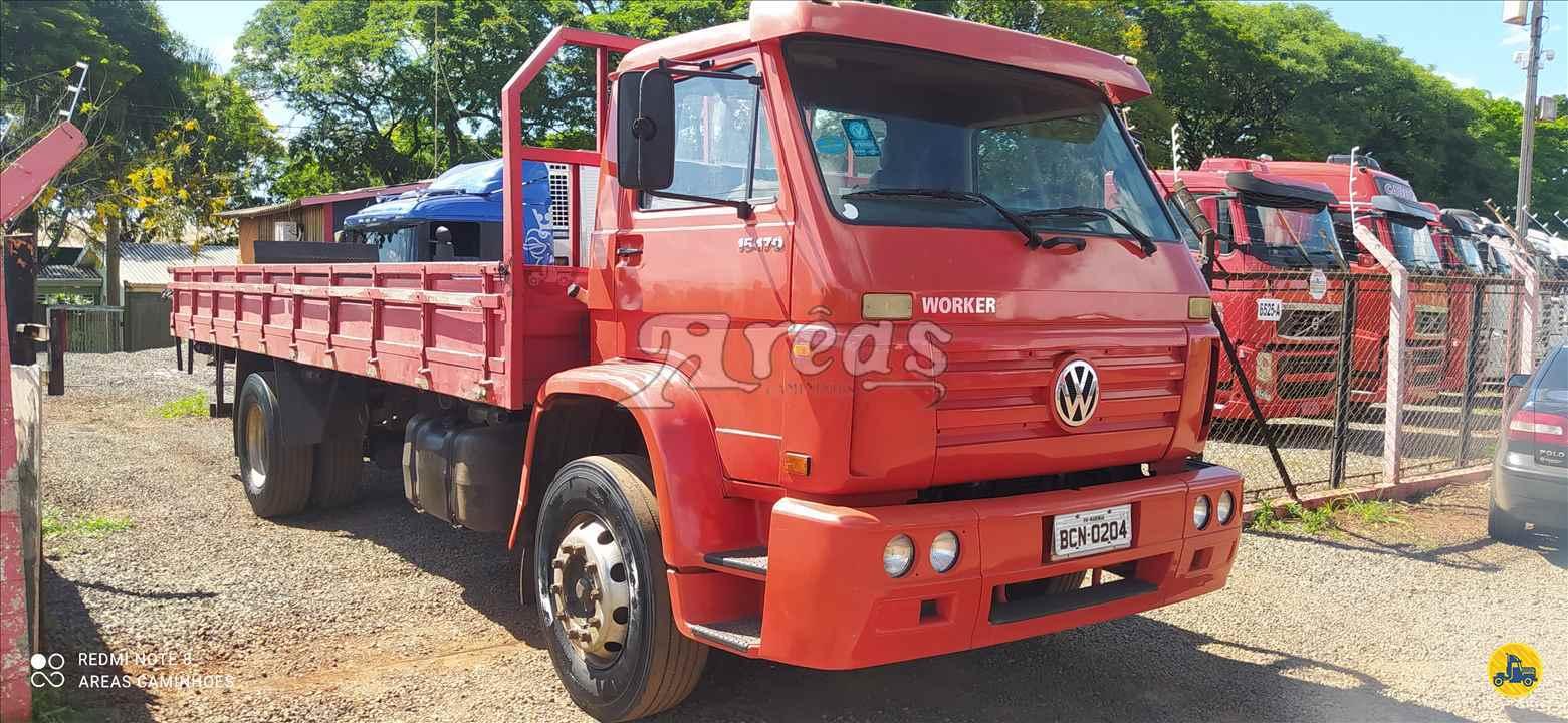 CAMINHAO VOLKSWAGEN VW 15170 Carga Seca Toco 4x2 Arêas Caminhões MARINGA PARANÁ PR