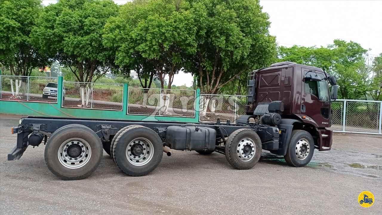 CAMINHAO FORD CARGO 2423 Chassis BiTruck 8x2 Arêas Caminhões MARINGA PARANÁ PR