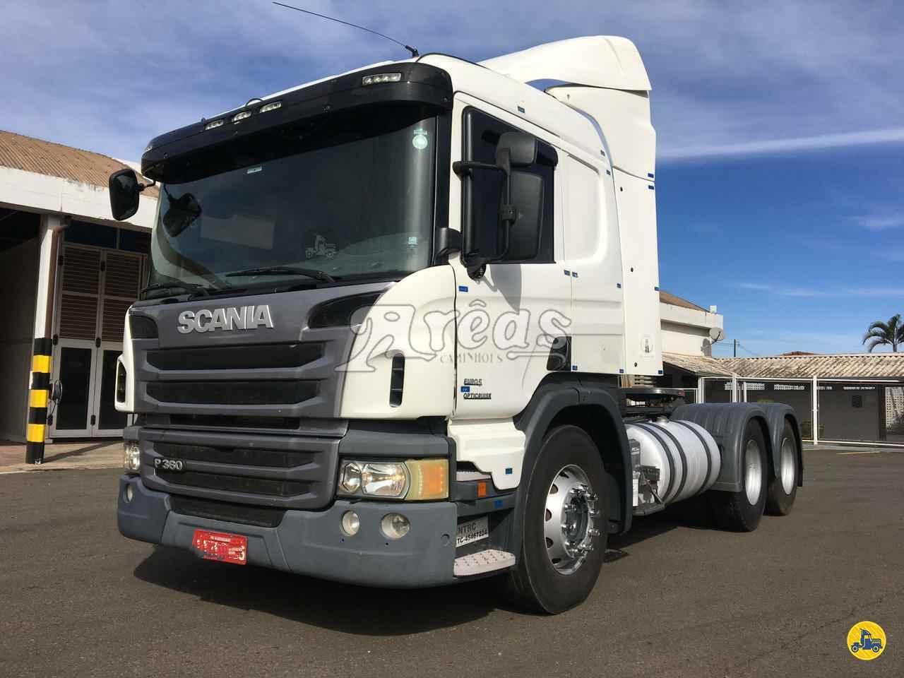 CAMINHAO SCANIA SCANIA P360 Cavalo Mecânico Truck 6x2 Arêas Caminhões MARINGA PARANÁ PR