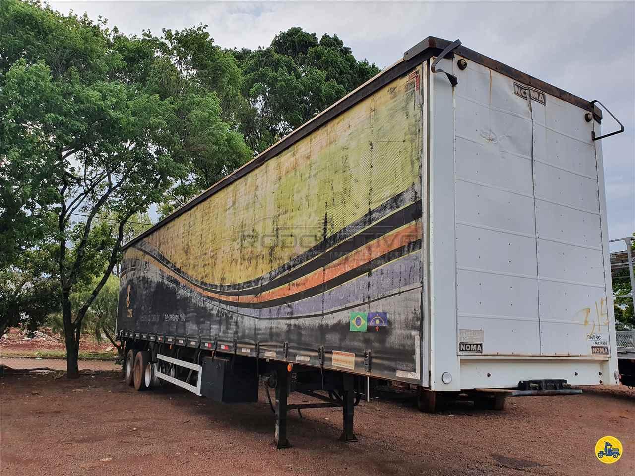 CARRETA SEMI-REBOQUE BAU SIDER Reta Rodonativa Caminhões e Implementos CASCAVEL PARANÁ PR
