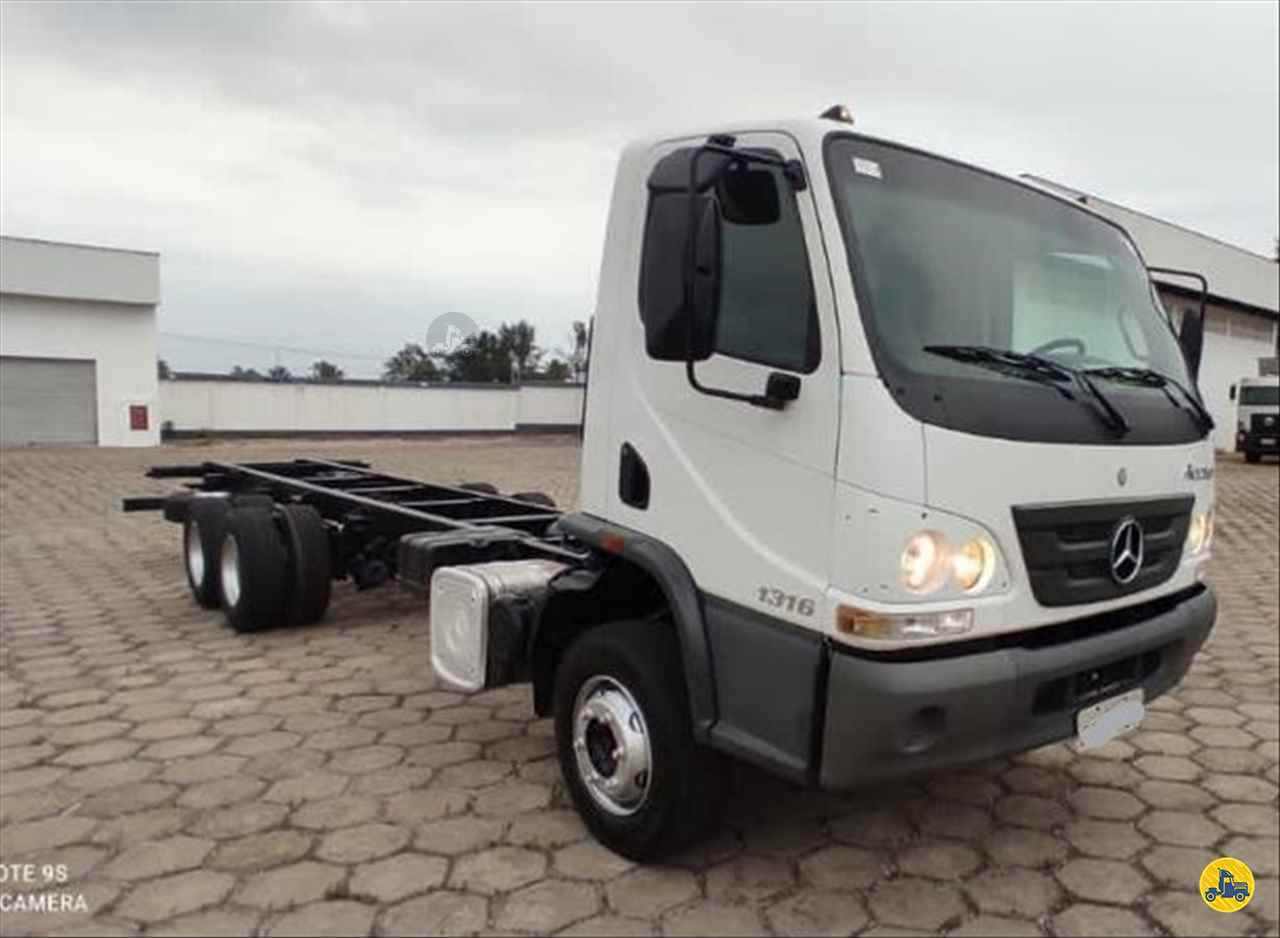 CAMINHAO MERCEDES-BENZ MB 1316 Chassis Truck 6x2 Monaco Diesel - VW ANANINDEUA PARÁ PA