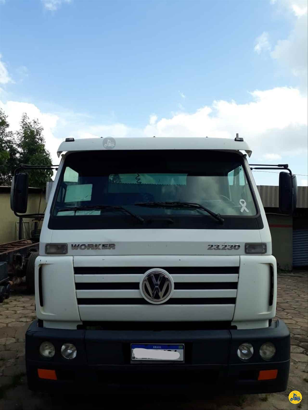 CAMINHAO VOLKSWAGEN VW 23230 Chassis Truck 6x2 Monaco Diesel - VW ANANINDEUA PARÁ PA