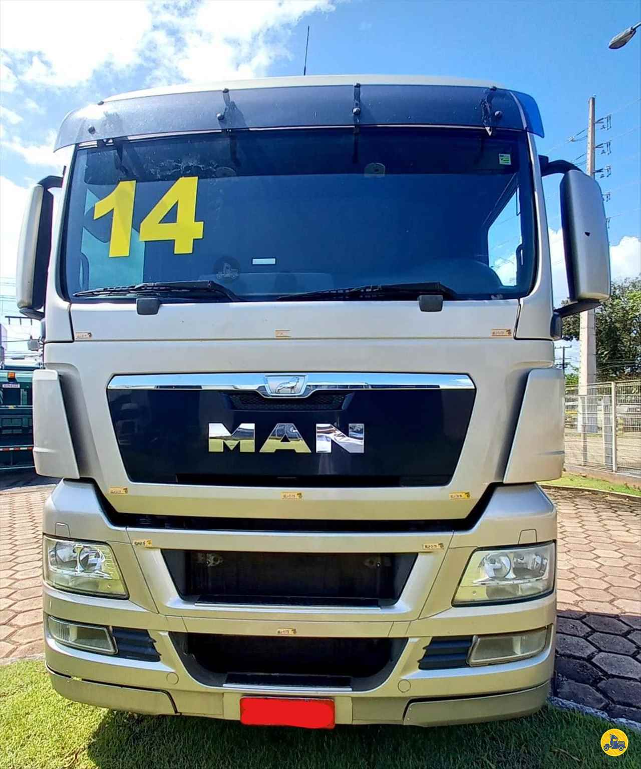 TGX 28 440 de Monaco Diesel - VW - ANANINDEUA/PA