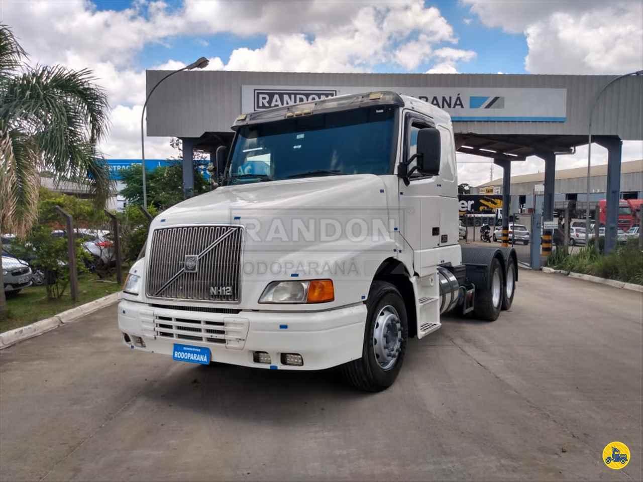 CAMINHAO VOLVO VOLVO NH12 380 Cavalo Mecânico Truck 6x2 Rodoparana - RANDON Curitiba CURITIBA PARANÁ PR