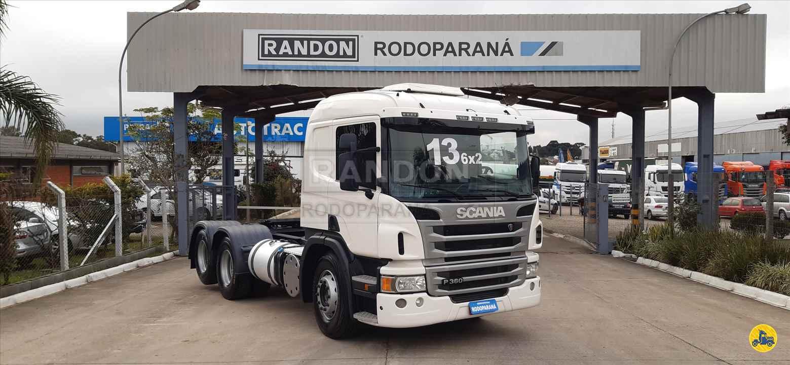 CAMINHAO SCANIA SCANIA 360 Cavalo Mecânico Truck 6x2 Rodoparana - RANDON Curitiba CURITIBA PARANÁ PR