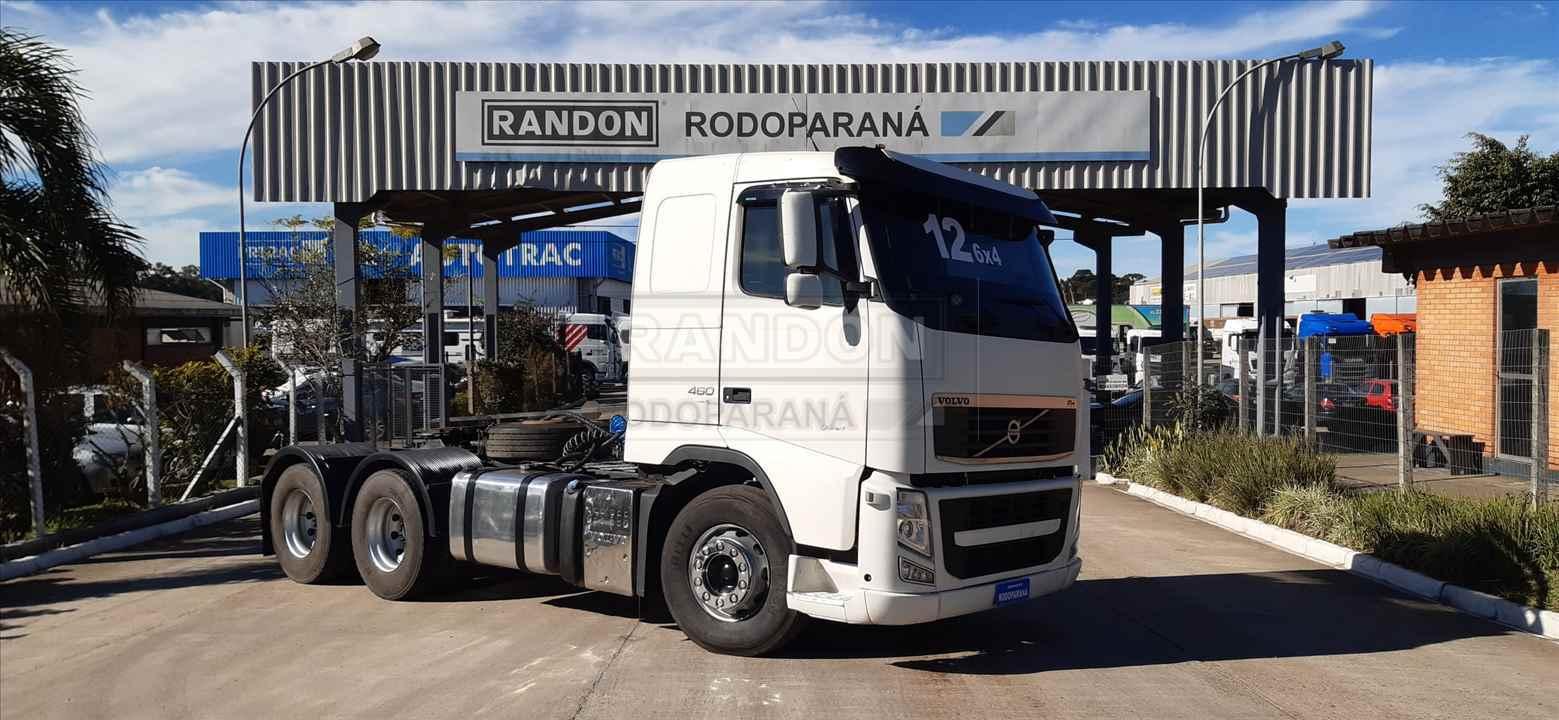 CAMINHAO VOLVO VOLVO FH 460 Cavalo Mecânico Traçado 6x4 Rodoparana - RANDON Curitiba CURITIBA PARANÁ PR