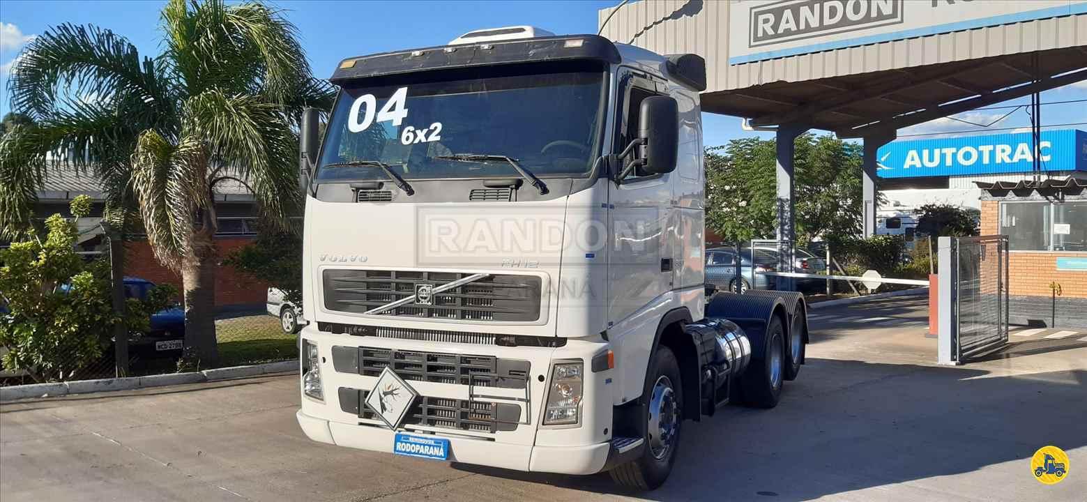 CAMINHAO VOLVO VOLVO FH12 380 Cavalo Mecânico Truck 6x2 Rodoparana - RANDON Curitiba CURITIBA PARANÁ PR