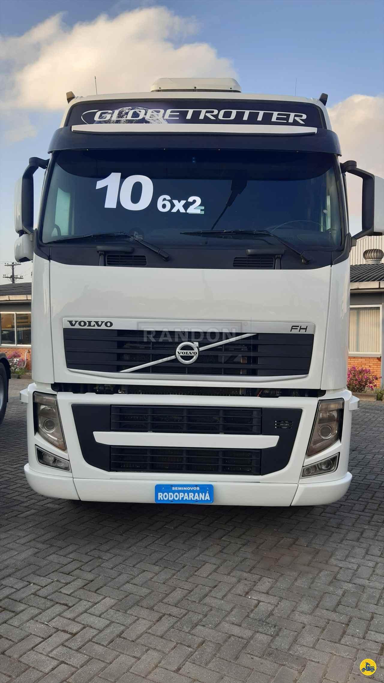 CAMINHAO VOLVO VOLVO FH 440 Cavalo Mecânico Truck 6x2 Rodoparana - RANDON Curitiba CURITIBA PARANÁ PR