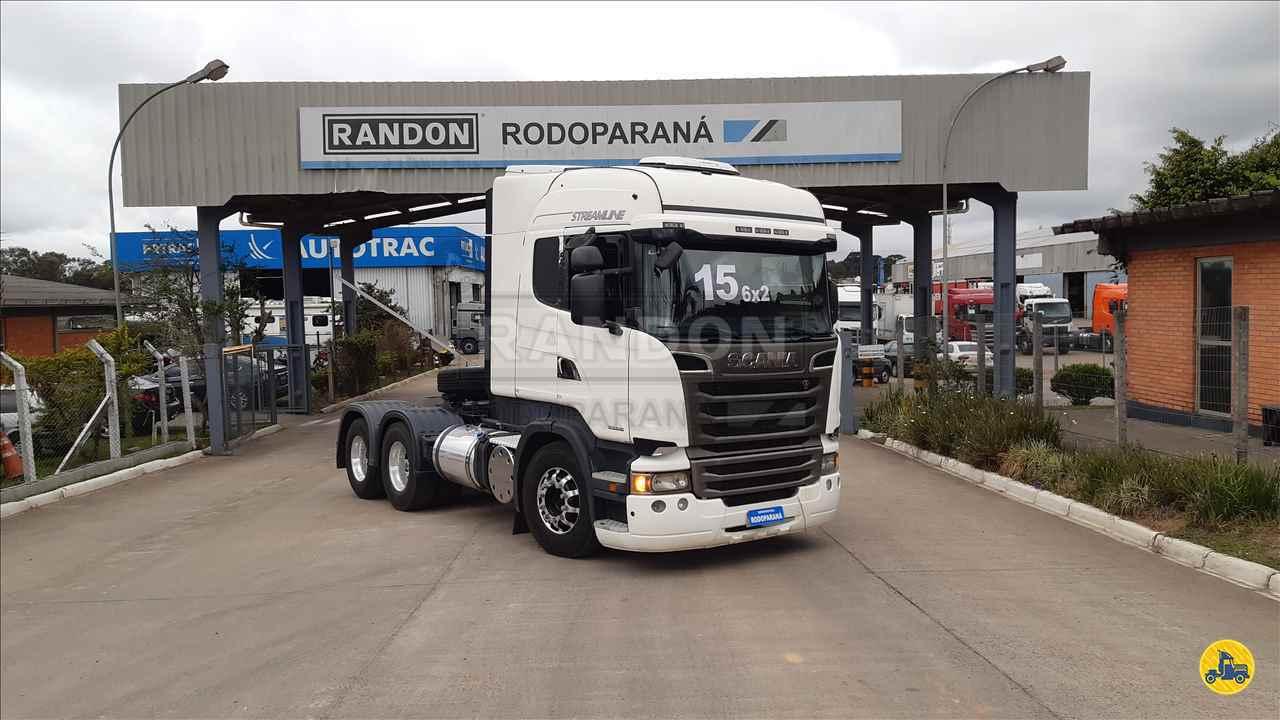 CAMINHAO SCANIA SCANIA 440 Cavalo Mecânico Truck 6x2 Rodoparana - RANDON Curitiba CURITIBA PARANÁ PR