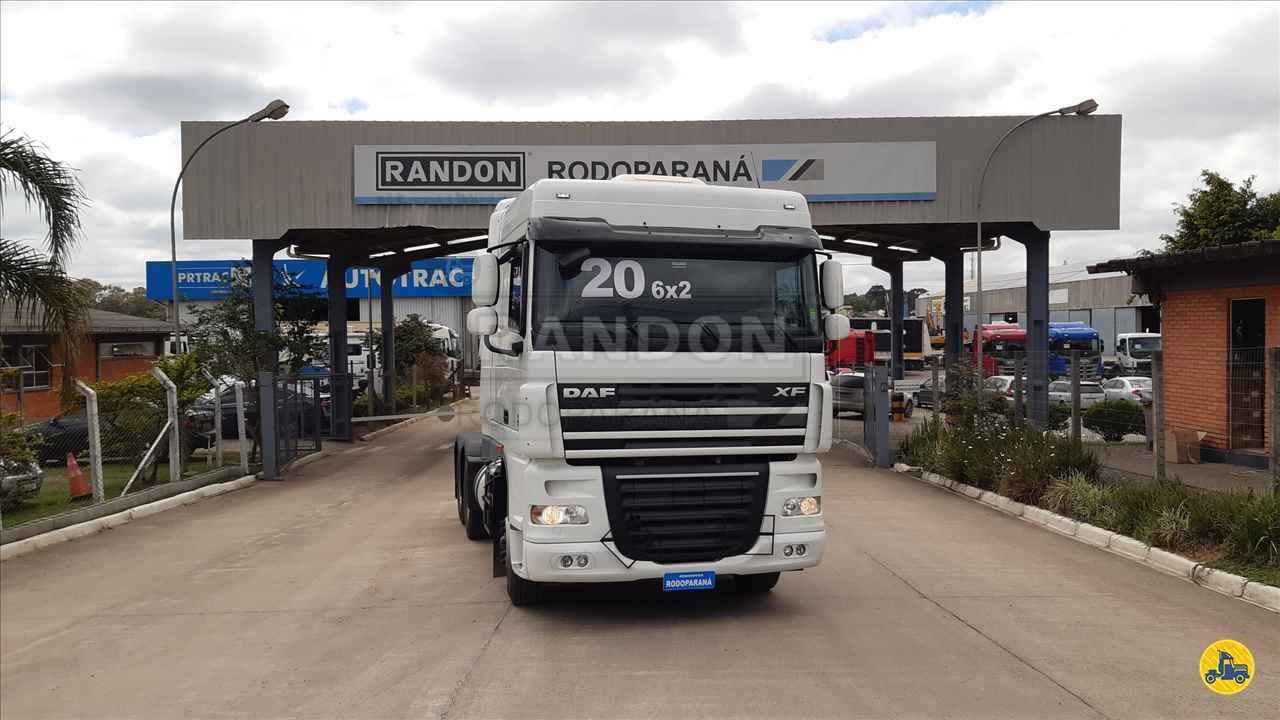 CAMINHAO DAF DAF XF105 460 Cavalo Mecânico Truck 6x2 Rodoparana - RANDON Curitiba CURITIBA PARANÁ PR